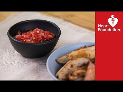 Tomato salsa recipe | Heart Foundation NZ