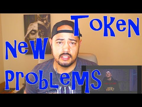 Token - New Problems Official Music Video Reaction