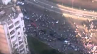 مظاهرات الاقباط  فى وسط القاهرة