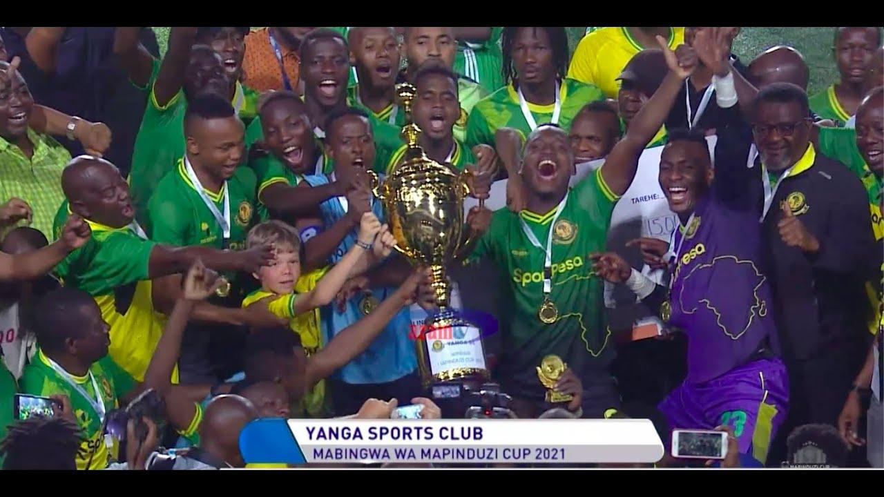Download MAPINDUZI CUP 2021: YANGA SC 0-0 SIMBA SC (4-3 PEN) HIGHLIGHTS FAINALI