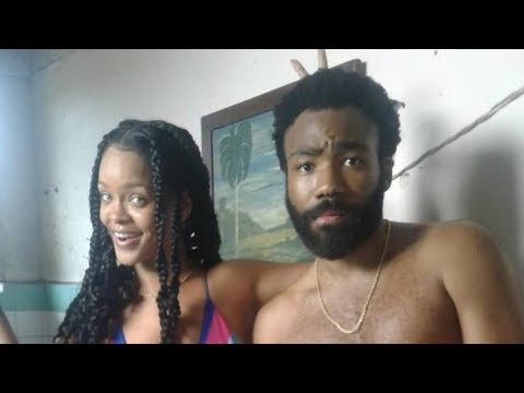 Donald Glover X Rihanna Collab Project   Guava Island