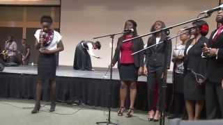 Liberated Gospel Choir and Dancers-