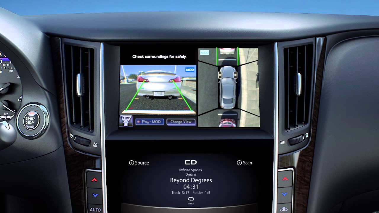 AVM 360度環景顯影系統 - YouTube
