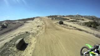 Garrett Hogan, YZ250 RPMX track. SICK SOUND!!