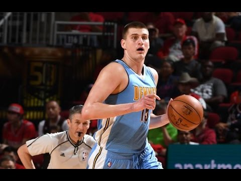MIP (Most Improved Player) Finalist: Nikola Jokic