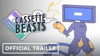 Cassette Beasts - Official Announcement Trailer