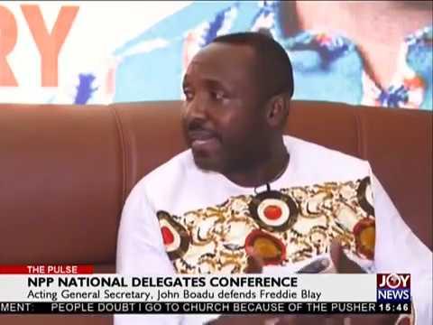 NPP National Delegates Conference - The Pulse on JoyNews (18-5-18)