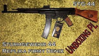 Sturmgewehr 44 (STG 44) - replika firmy Denix - Unboxing PL / Rozpakowanie