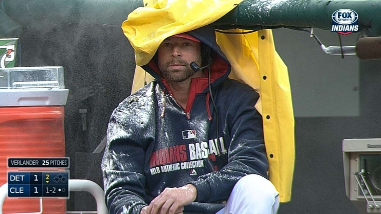 Indians to detail Kluber's prognosis on Friday