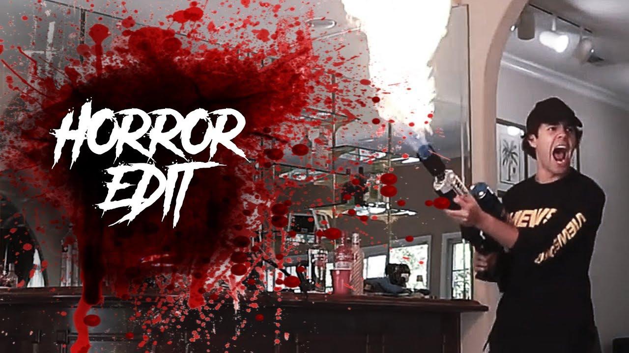 DAVID DOBRIK - Official Horror Movie Trailer || PARODY Edit