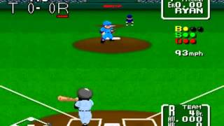 Super Nintendo Nolan Ryan