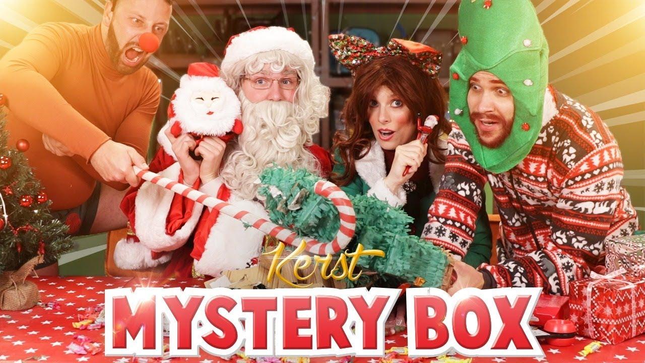 Kerst mystery box uitpakken! youtube