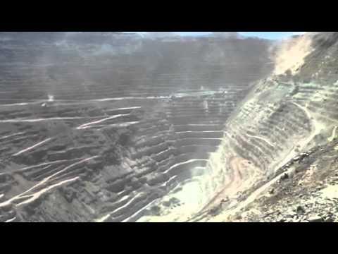 Apr18 2011 Chuquicamata Copper Mine, Chile.