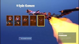 FORTNITE LEGEND PACK DECOUVERTE