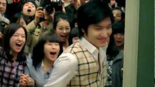 Lee Min Ho - Binggrae Banana Milk CF [HD]