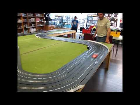 2018 Can Am Digital Slot Car League Race 7 Edmonton Motor Speedway 2018