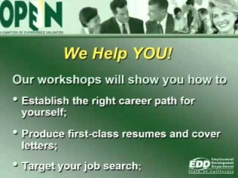 OPEN - Services for Job Seekers