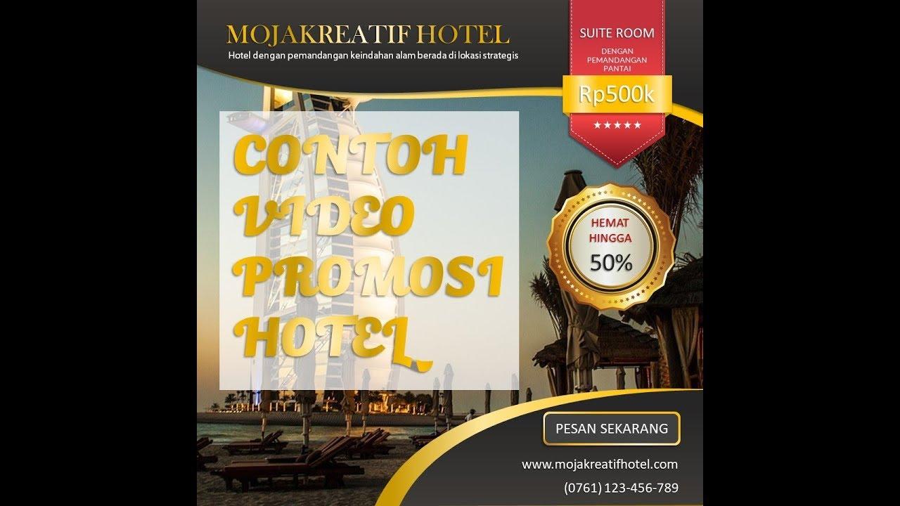 085264975868 Contoh Video Promosi Hotel Youtube