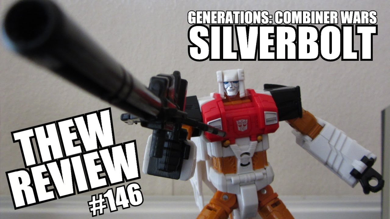 Download Combiner Wars Silverbolt: Thew's Awesome Transformers Reviews 146