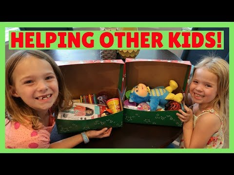 Packing Toys for Operation Christmas Child ~ Samaritan's Purse !!!