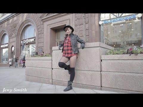 Jeny Smith rock style clothing