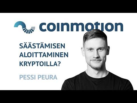 Kuukausisäästäminen kryptovaluuttoihin Coinmotionissa (BTC, ETH, LTC, ETH, XRP)