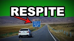 🛌🏻 Learn English Words - RESPITE - Meaning, Vocabulary with Pictures and Examples
