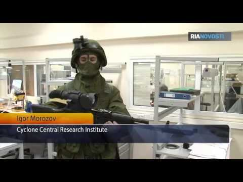 World News: Russians Test Thermal Weapon Sight of the Future