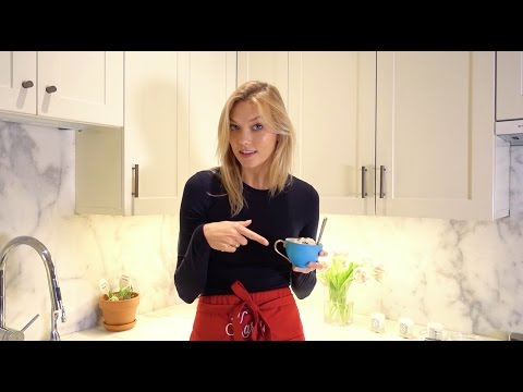 1 Ingredient Vegan Ice Cream | Questions for Karlie 3 | Karlie Kloss