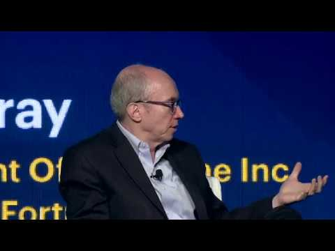 Randall Stephenson, AT&T: Retraining 100,000 Employees for a Digital Future