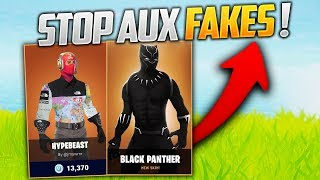 "SKINS ""BLACK PANTHER"" AND a SHOP OF VICTORY ON FORTNITE?"