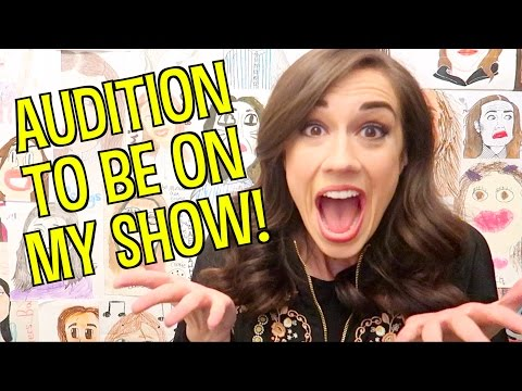 YOU CAN AUDITION TO BE ON MY NETFLIX !