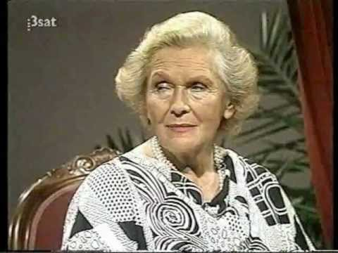 Elisabeth Schwarzkopf - Da Capo - Interview with August Everding 1988