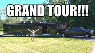 GRAND TOUR of the 48