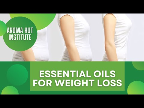 Six Essential Oils For Weight Loss How to Lose Weight With Essential Oils