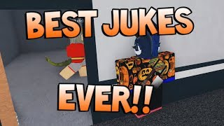 BEST JUKES EVER!! [Flee the Facility ROBLOX]