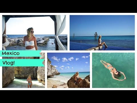 Mexico Travel Vlog, Cancun, Riviera Maya & Tulum!  | EmTalks