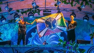 Dimitri Vegas & Like Mike Tomorrowland 2015 FULL Mainstage Set HD