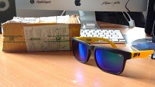 Солнцезащитные очки Ken Block SPY + Helm за 3$ из Китая(Ссылка: http://goo.gl/nHcnyK Instagram : dimachabatar Группа ВК: http://vk.com/apple.expert Facebook : http://www.facebook.com/dimachabatar Twitter ..., 2014-08-05T09:59:45.000Z)
