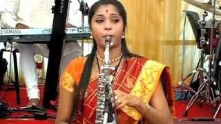 Lavanya  Sisters  Saxophone-Fusion Music-Vathapi Ganapathim- Hamsadwani