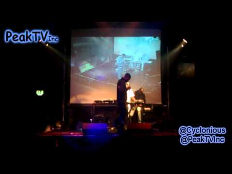@CYCLONIOUS Live ..... A LIST EVENT @CARGO ...@PEAKTVInc ....