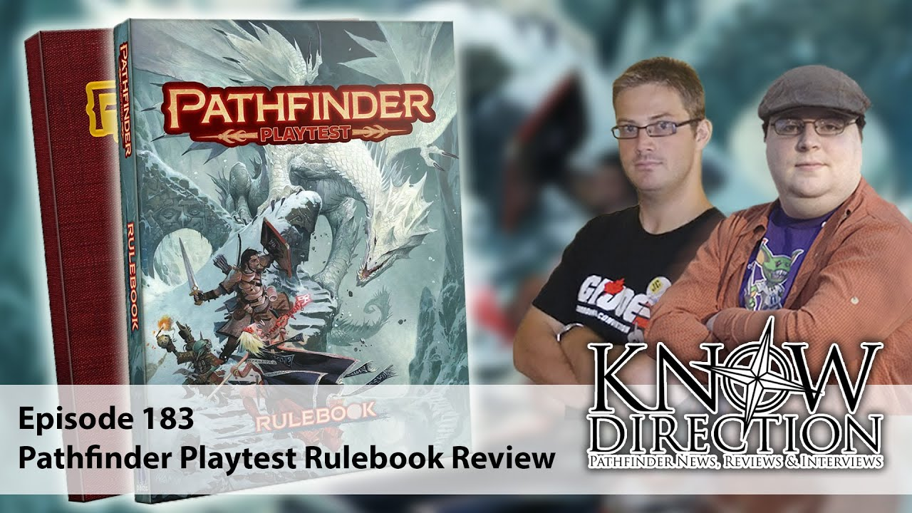Pathfinder 2E | Know Direction