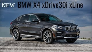 2019 BMW X4 - The competitor Mercedes-Benz GLC Coupe?