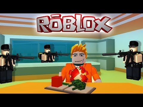 ROBLOX POLICE GETAWAY! - Roblox Jailbreak Gameplay - Cops and Robbers & Police Chases Funny Moments!