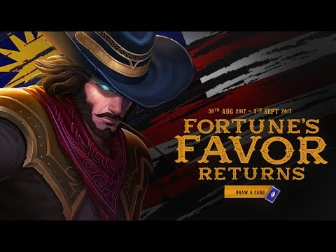 Fortune's Favor is BACK!