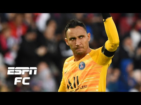 psg's-keylor-navas-declared-central-america's-goat:-was-he-undervalued-at-real-madrid?-|-espn-fc