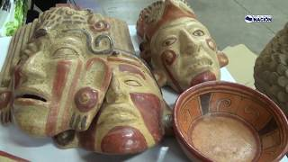 Artesanias mayas de San Juan El Espino