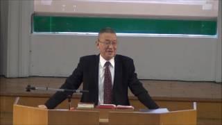 20160703浸信會仁愛堂主日信息_李朝成牧師