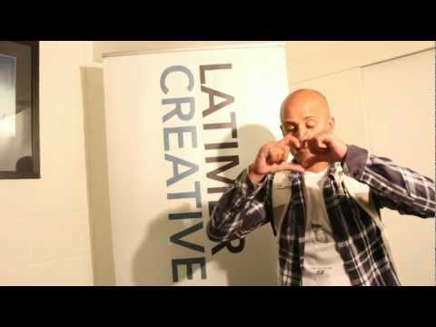 Latimer Talks 31.05.12 - Director Arjun Rose & Actor Jason Maza