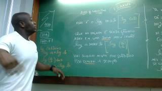 Prof Rodrigo Sacramento - Aprenda com o Funk do Logaritmo